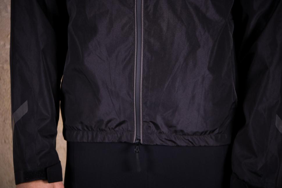 ArroWhere Waterproof Jacket - hem.jpg