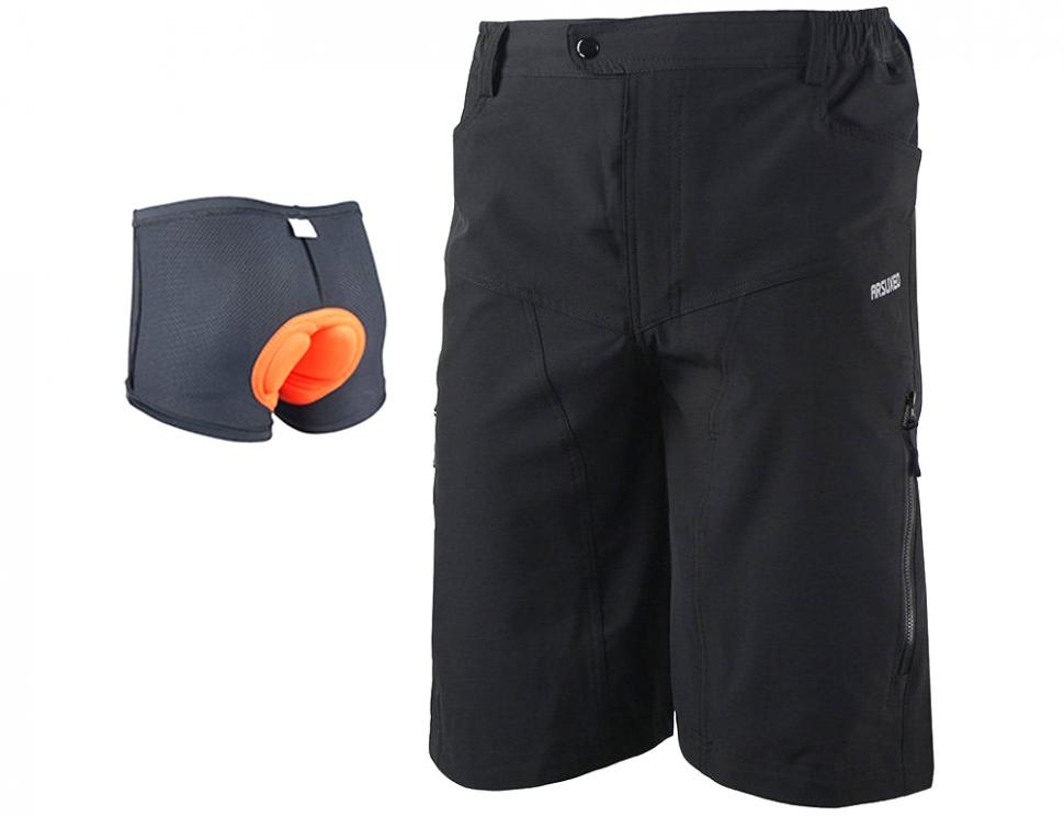 Arsuxeo Loose Fit MTB Shorts