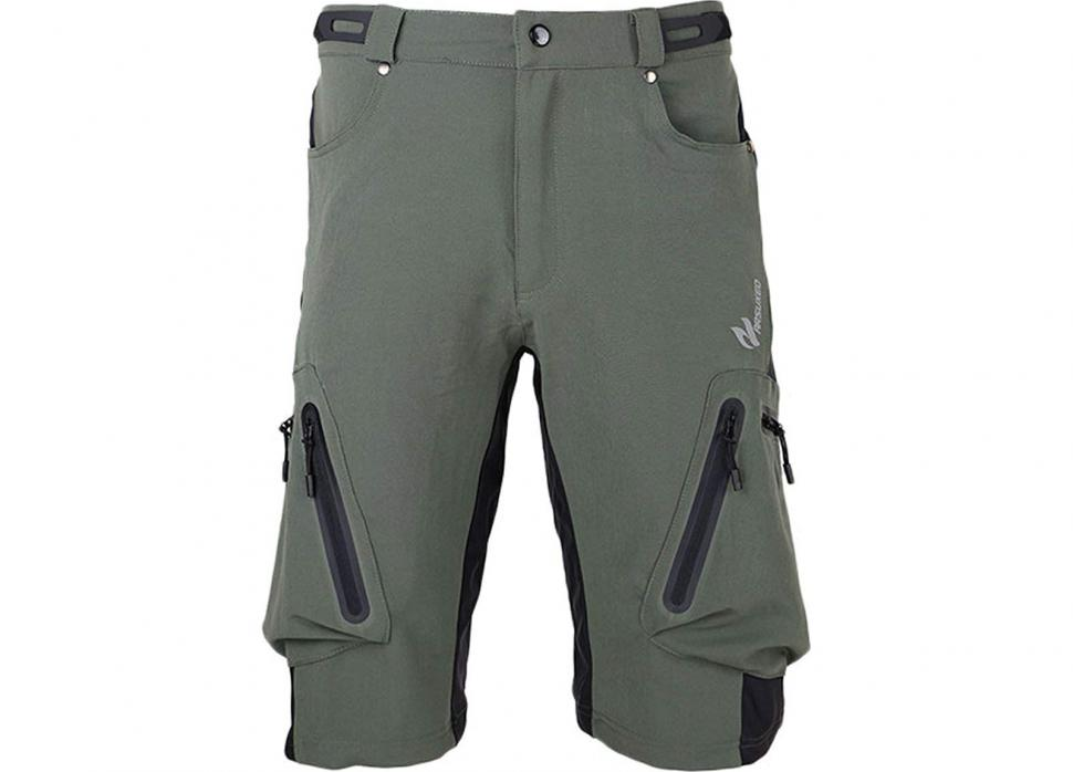 ARSUXEO Men's Attack Pro Shorts