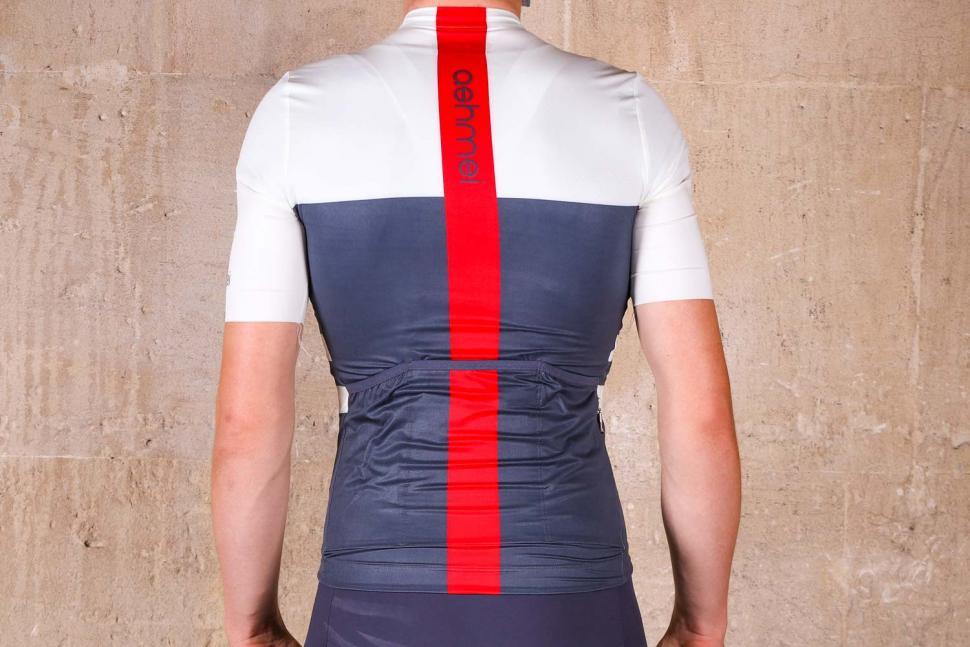 ashmei Mens Breton Cycle Jersey - back.jpg