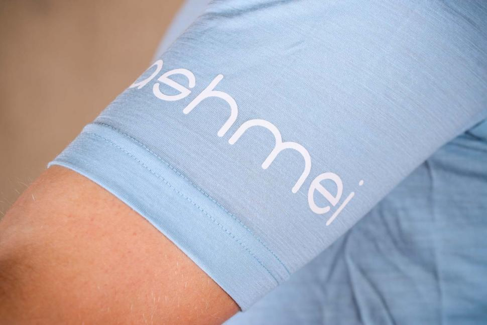 ashmei Mens Classic Cycle Jersey - sleeve.jpg