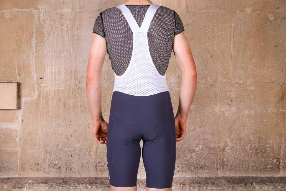 ashmei Mens Cycle Bib Short - back full.jpg