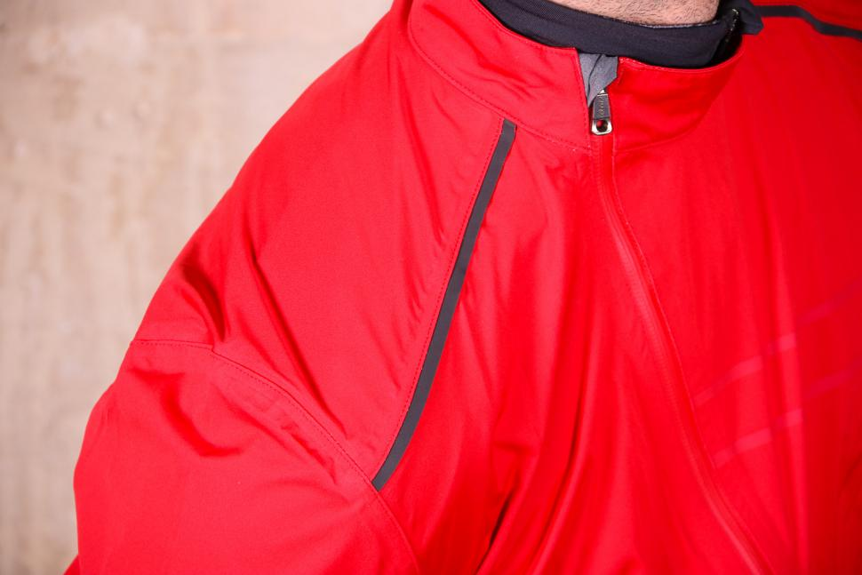 ashmei Waterproof Jacket - shoulder.jpg