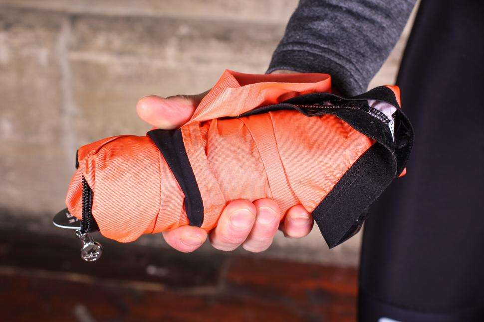 Assos Equipe RS rain jacket - rolled.jpg