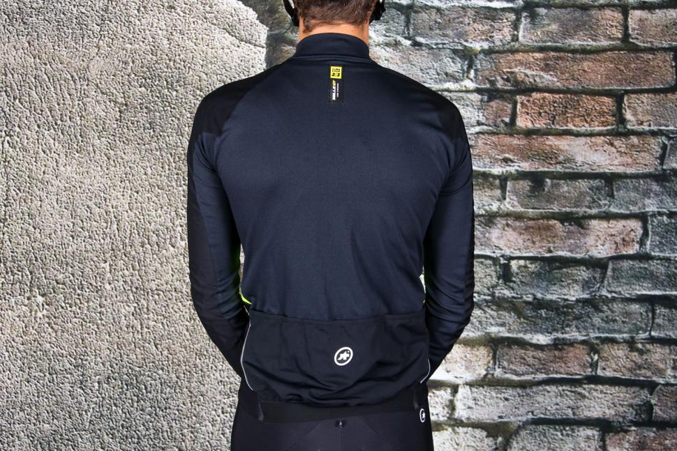 Assos Mille GT Jacket Spring-Fall Fluo Yellow - rear.jpg