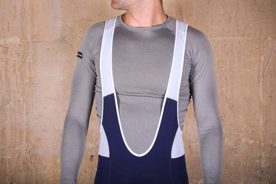 Attaquer All Day Bib Shorts - straps front.jpg