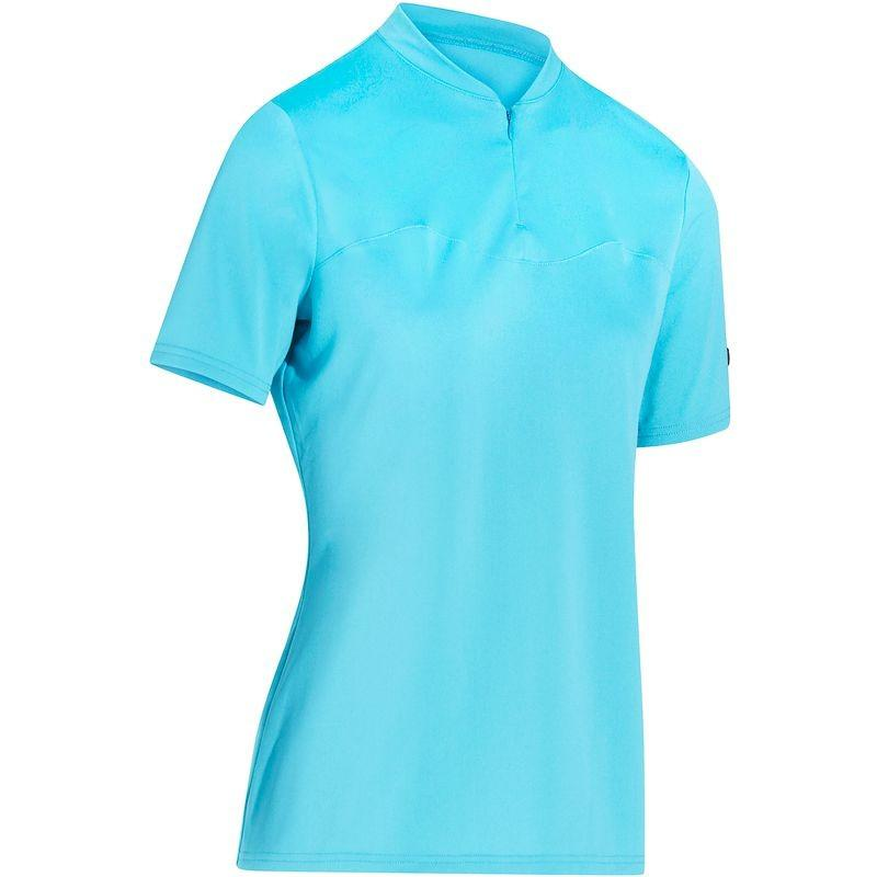 B'Twin 300 Women's Short Sleeve Cycling Jersey .jpg