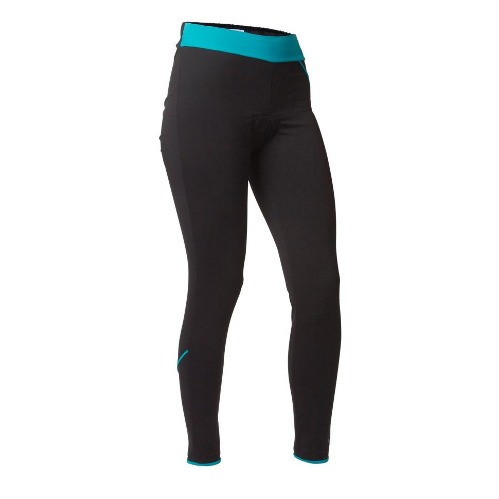 B'Twin 300 Women's Warm Cycling Tights.jpg