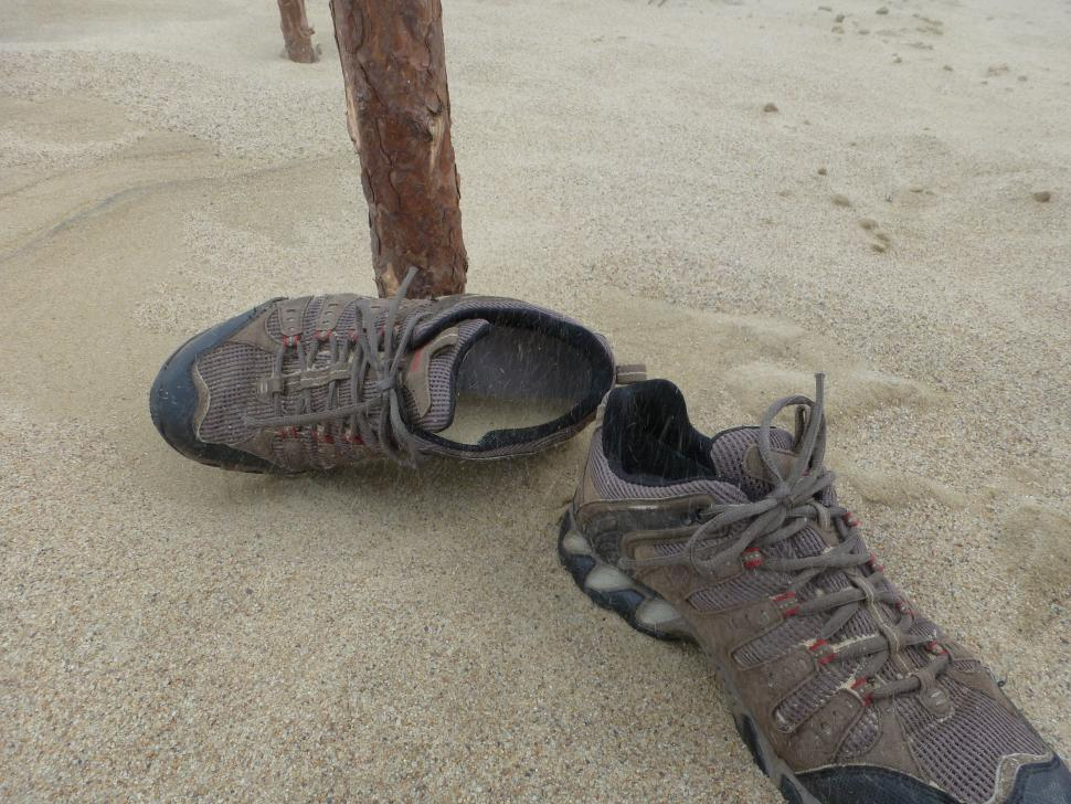 Baltics - Curonian Spit sand.JPG