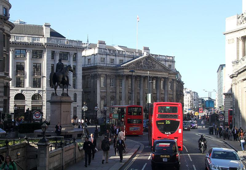 Bank junction (licenced CC BY 2.0 by Ronnie Macdonald).jpg