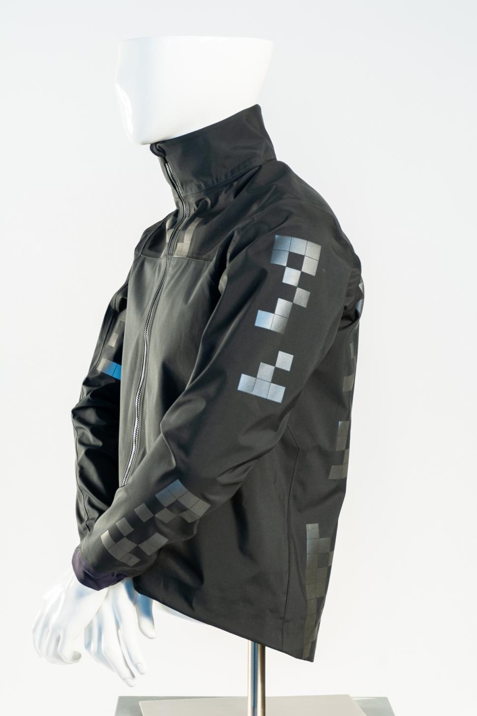 Barcode jacket