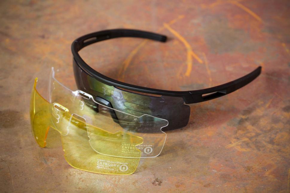 N-Specs Avenger Clear Lens Safety Glasses Each