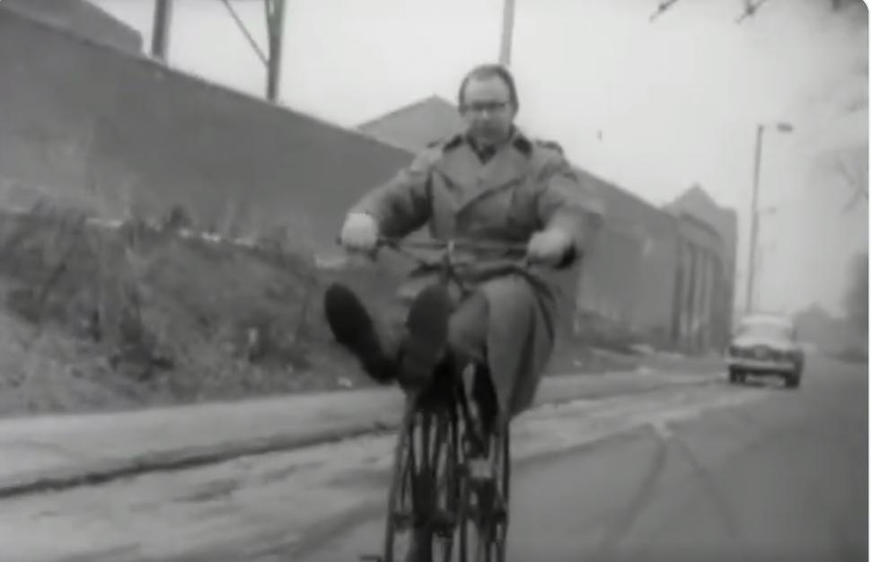BBC history of the bicycle screengrab