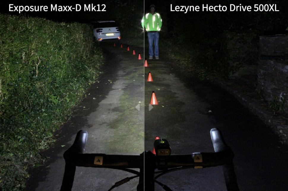 Let there be lights! The road.cc 2019 Front Light Beam Comparison engine is  live – helping you compare the beams of this year's top bike lights |  road.cc