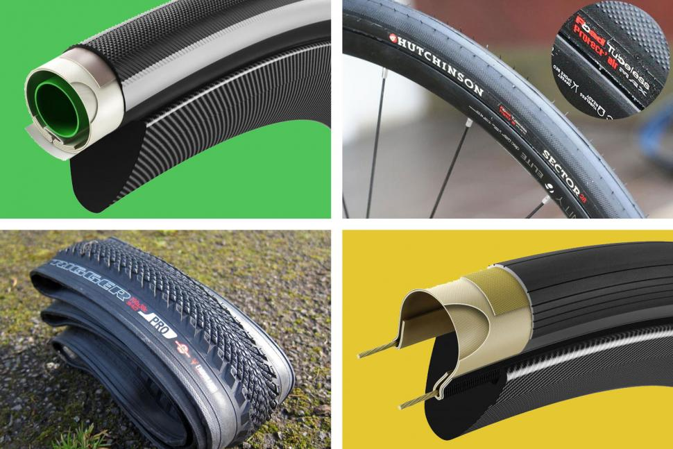 Beginner's guide to bicycle tyres: everything you need to