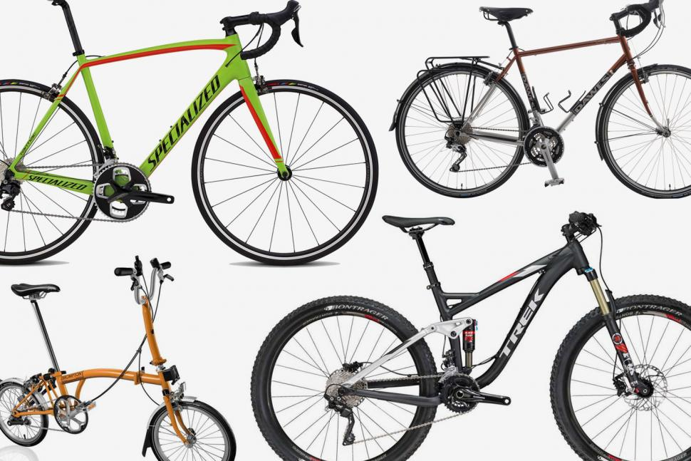 Beginners guide to bike types July 2018