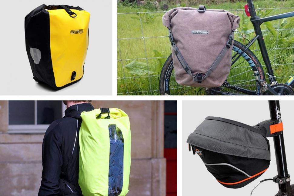 Beginners guide to cycling luggage Sept 2018