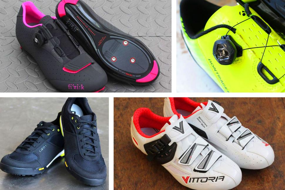 Beginners guide to cycling shoes August 2018
