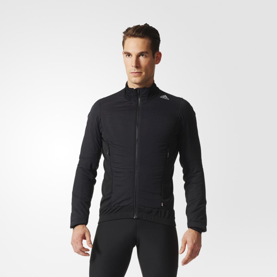 Adidas launches new winter cycle clothing collection with jackets ...
