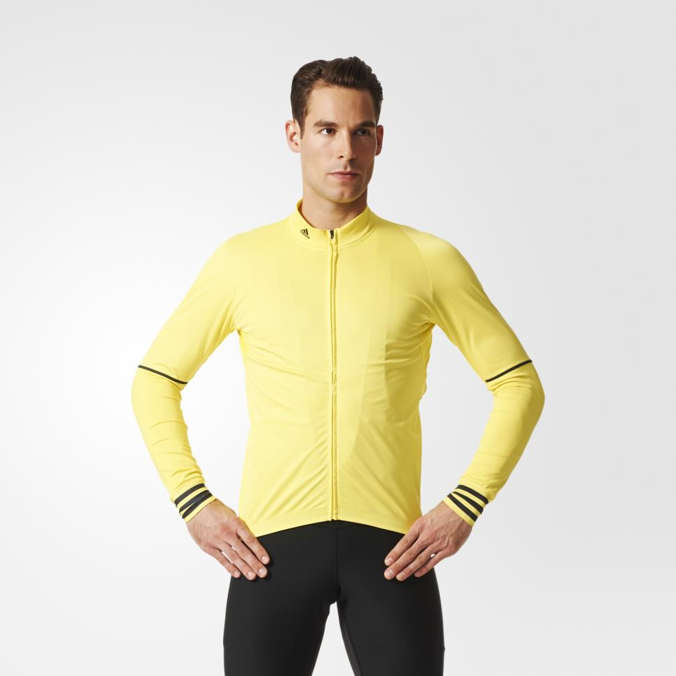 Adidas launches new winter cycle clothing collection with jackets ... 1445f5884