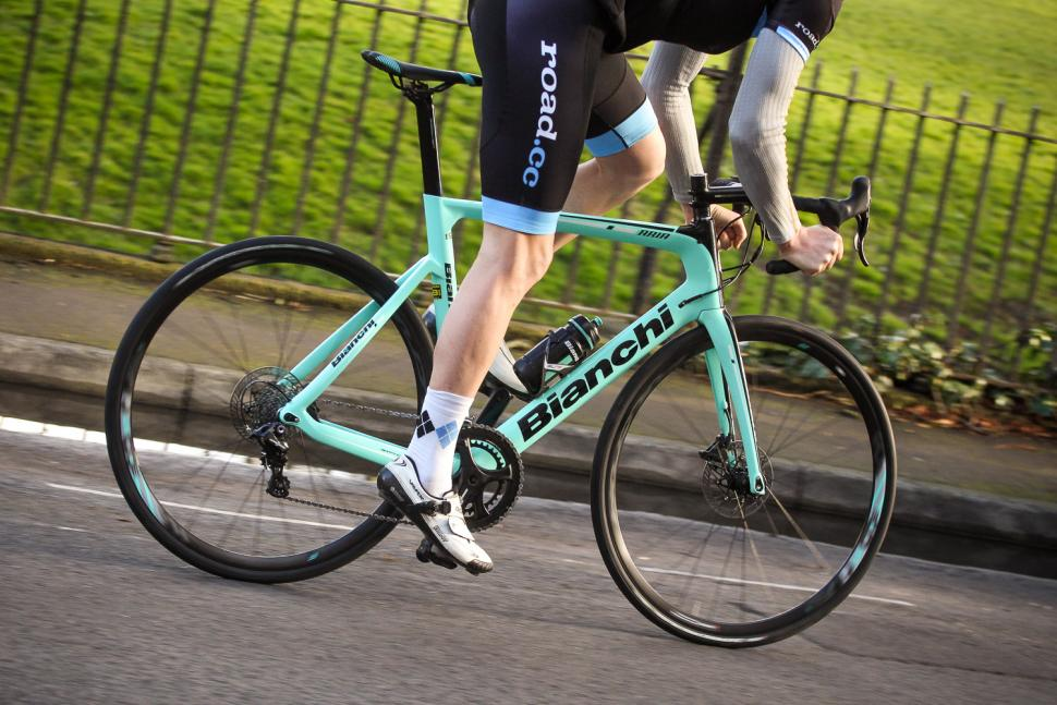 Review  Bianchi Aria Disc  bc558cfb982