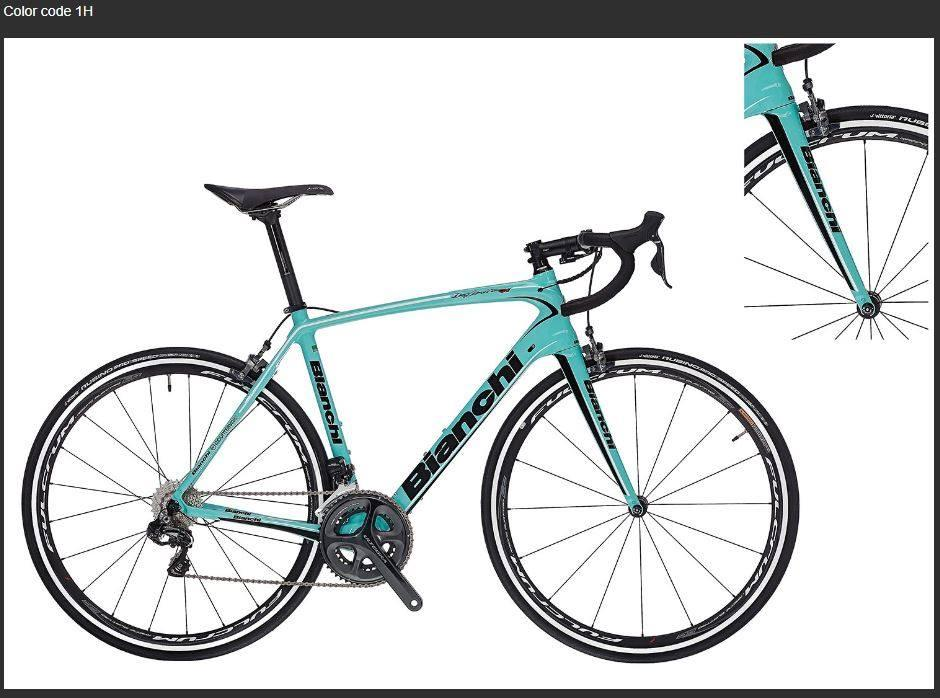 Bianchi issues product recall due to fork defect on some 2017 models ...