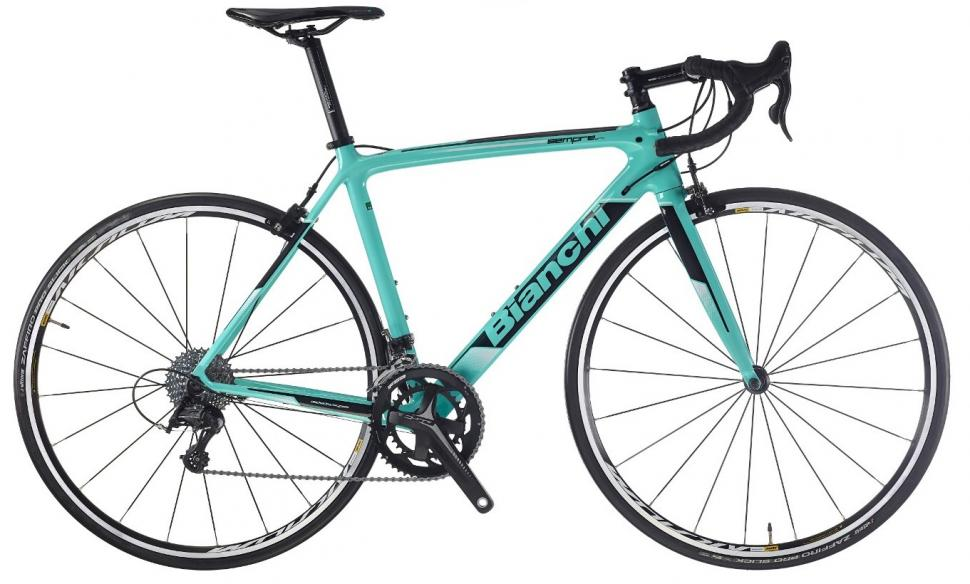 371f5fc4ee3 Your complete guide to Bianchi's 2019 road bikes | road.cc
