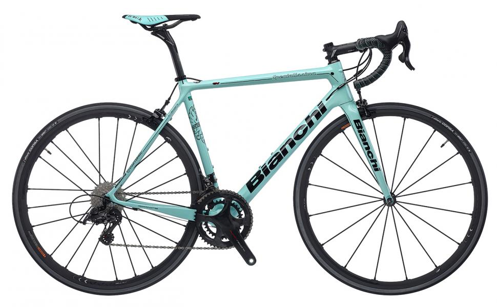 bianchi special record
