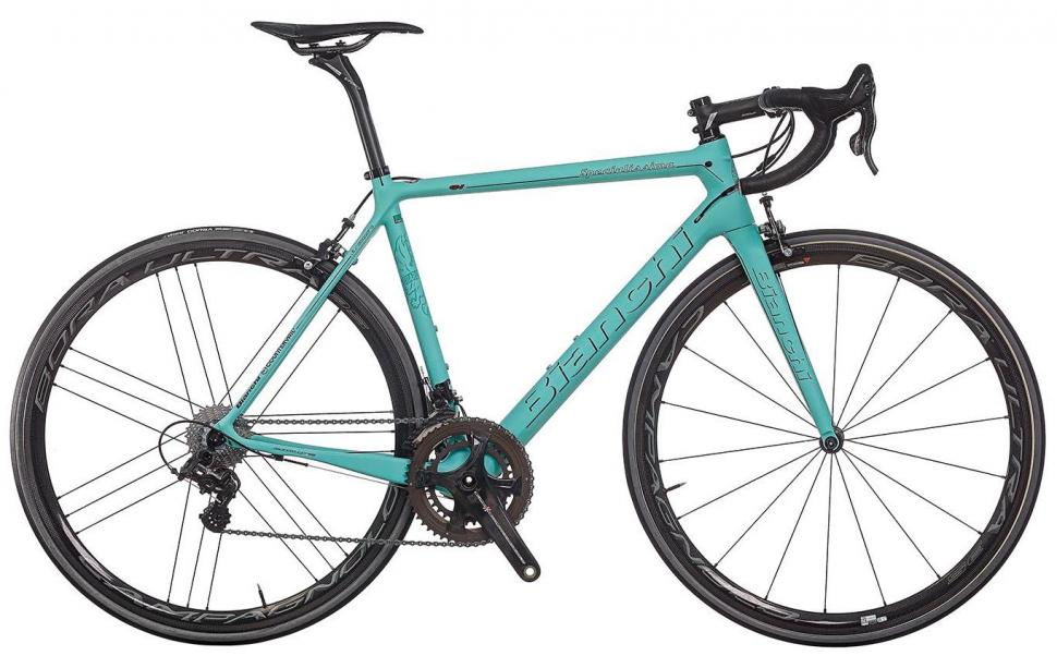Your complete guide to Bianchi\'s 2017 road bikes | road.cc