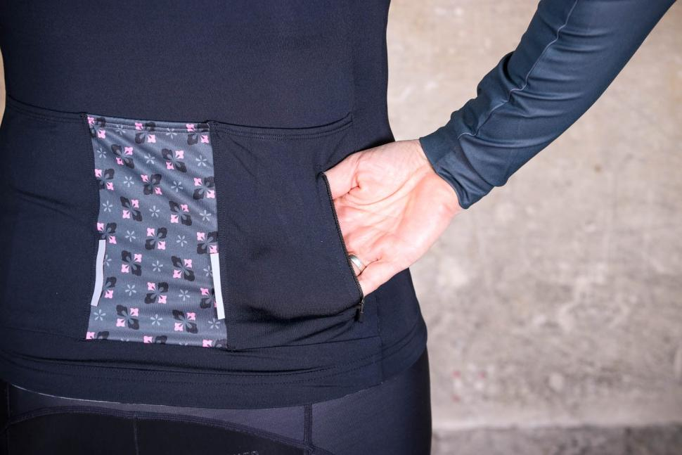 Bicycle Line Ninfea women's long sleeve jersey - zip pocket.jpg