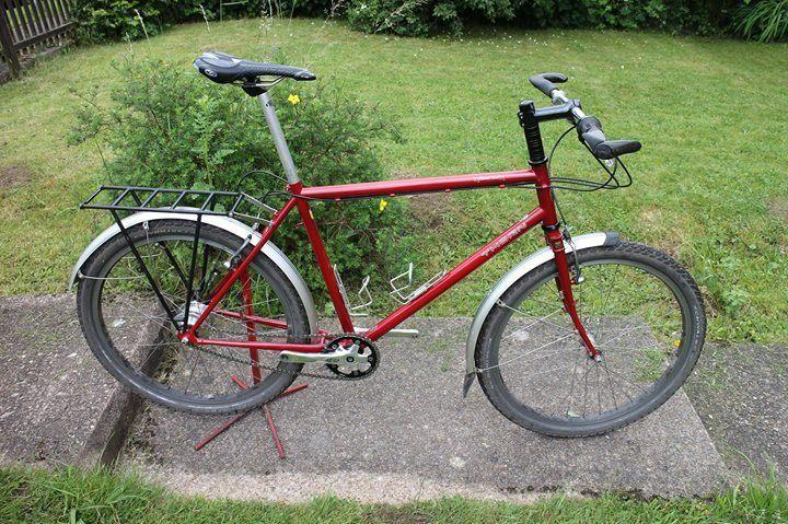 For Sale Thorn Raven Tour Rohloff Touring Bike Sz 562l