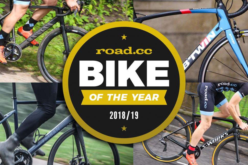 road.cc Bike of the Year 2018/19