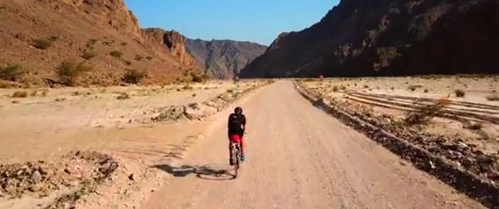 BikingMan Oman (via Vimeo)