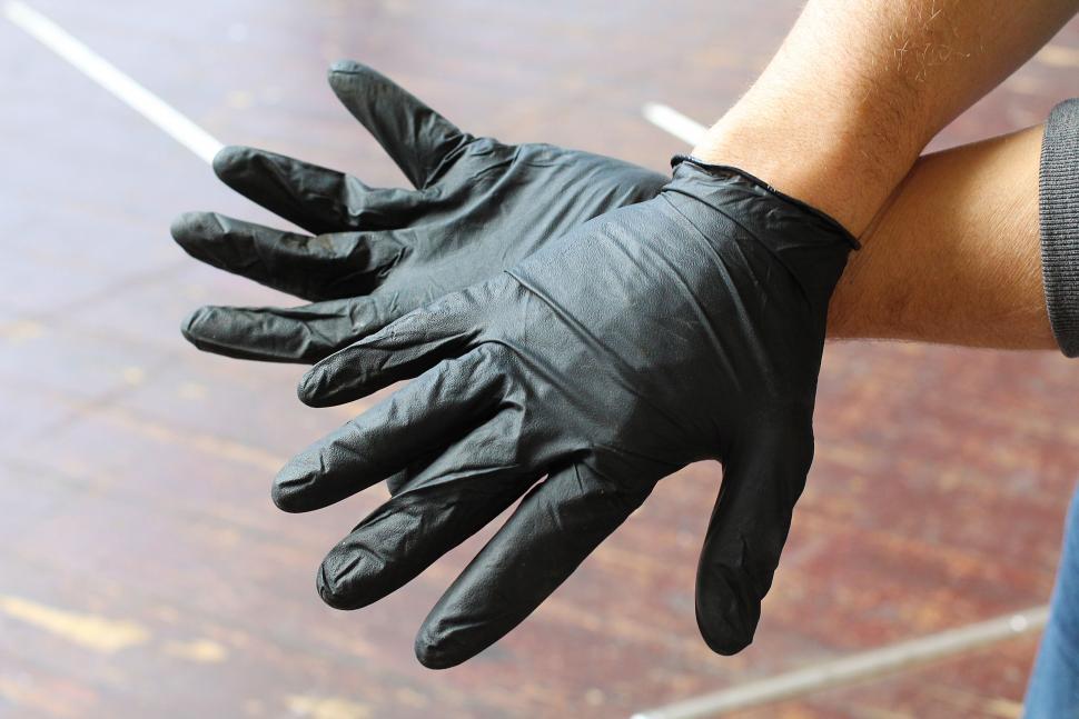 Black Mamba gloves