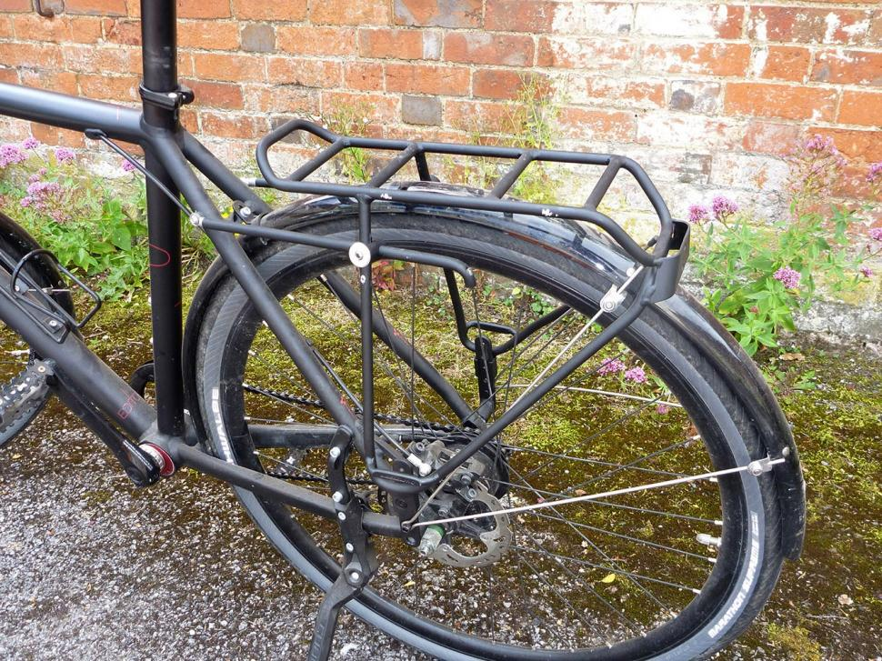 Review Blackburn Central Rear Rack Road Cc