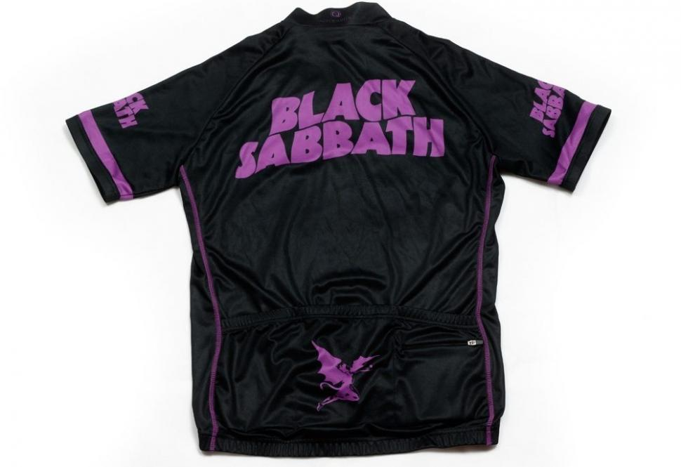 8828c819e Music meets bikes with these licensed cycling jerseys from various bands