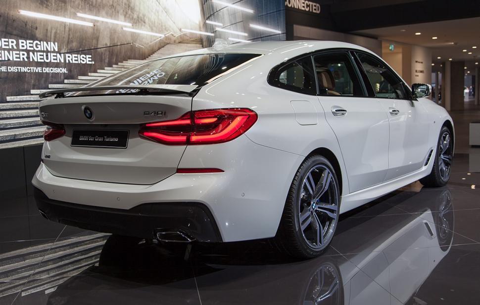 BMW 640i xDrive GT (CC licensed by Alexander-93 via Wikimedia).jpg
