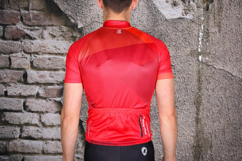 Boardman Relaxed Fit Mens cycle Jersey - back.jpg