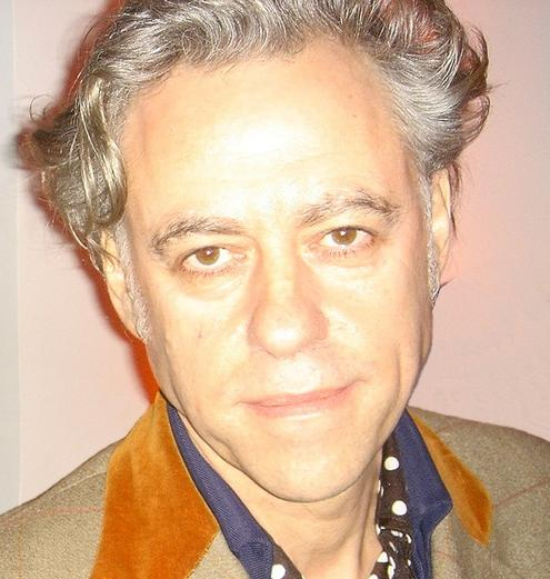 Bob Geldof (licensed CC BY 2.0 on Flickr by Alan Zirah, cropped).PNG