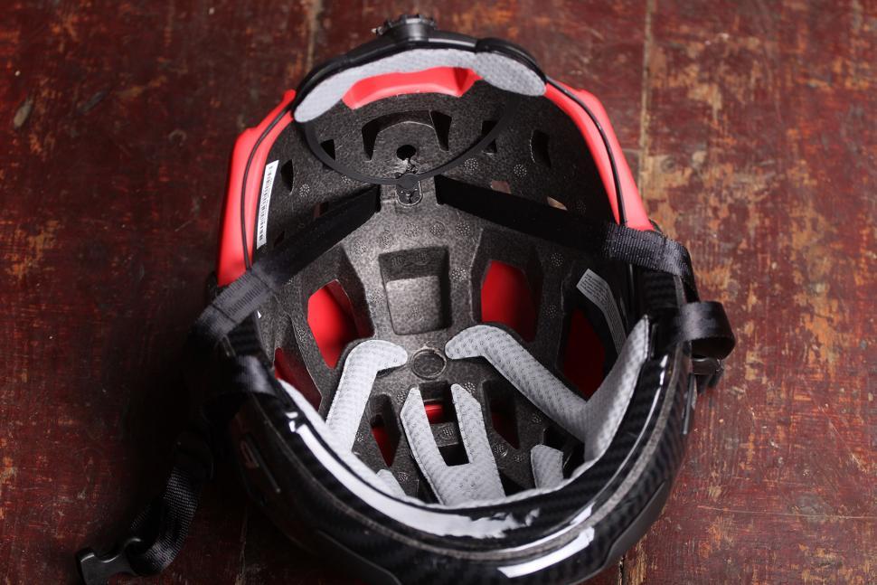 Bolle The One Road Premium Bike Helmet - inside.jpg