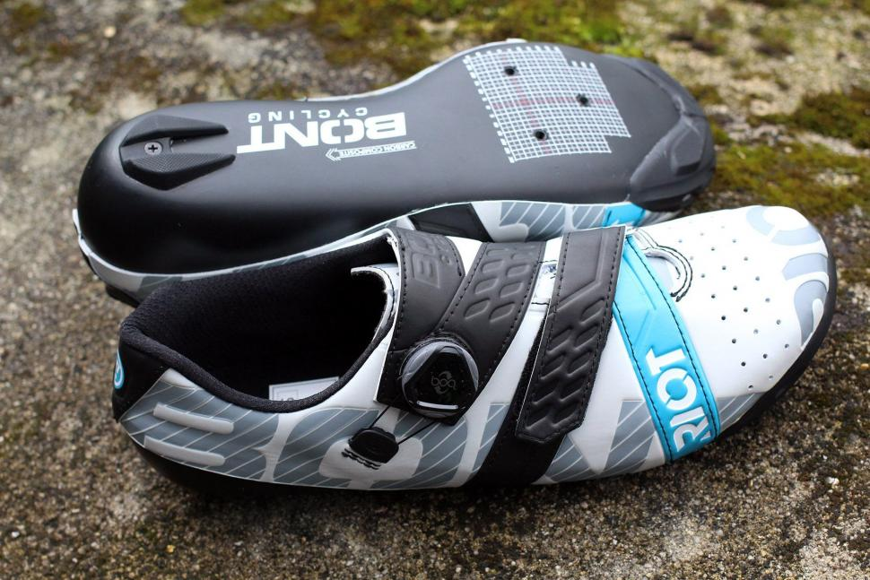 Black Or White Cycle Shoes