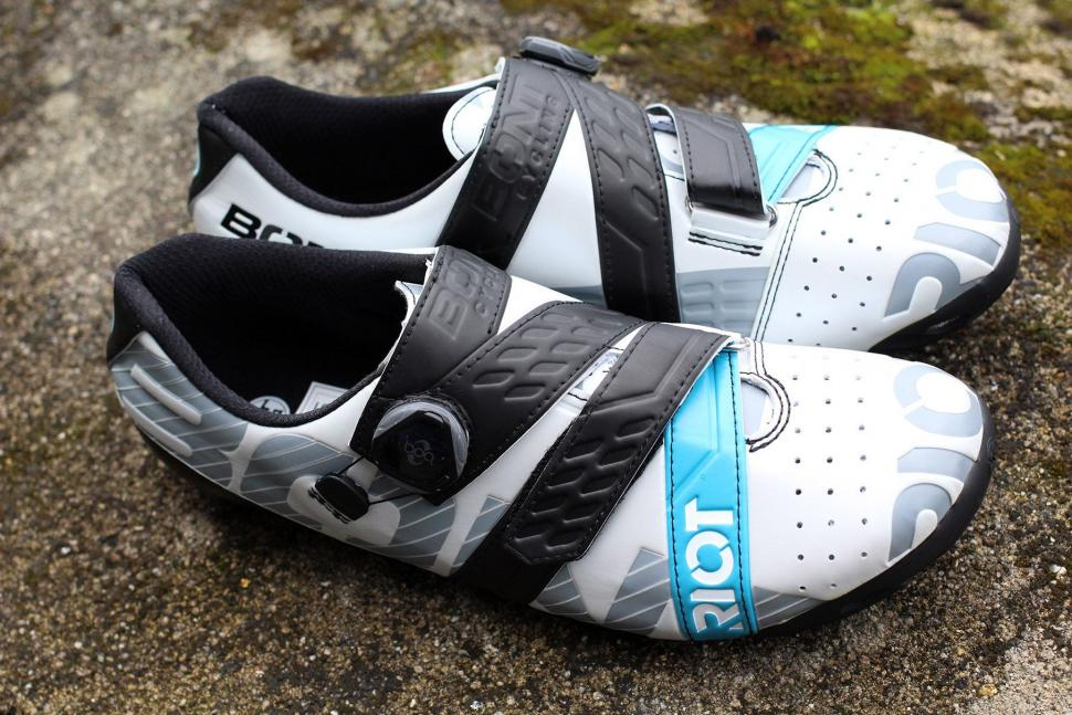 Bont Cycling Riot Road cycling shoes .jpg