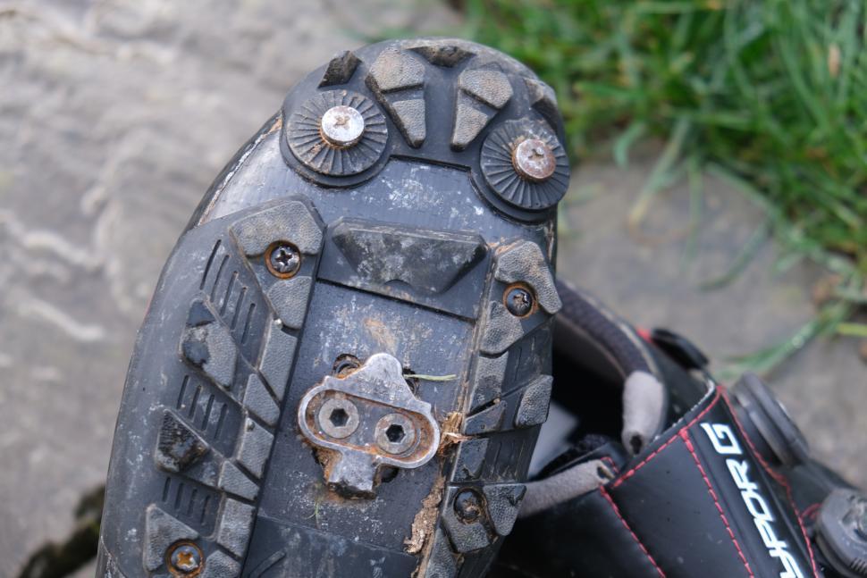 Bont Vaypor G shoes5.JPG