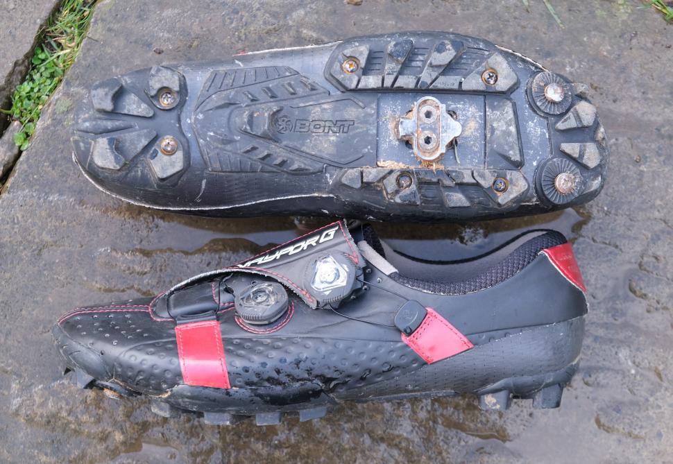 Bont Vaypor G shoes9.JPG
