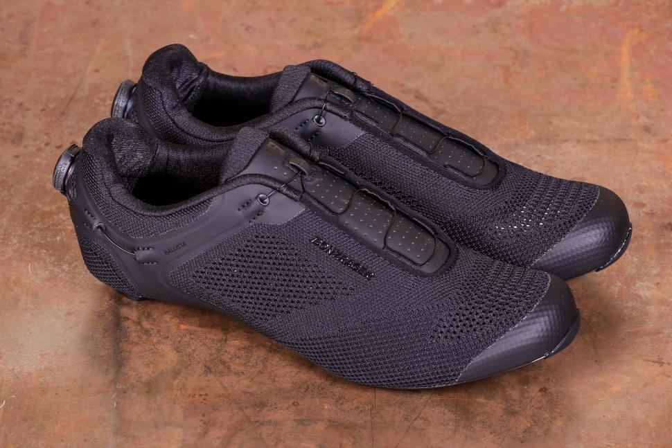 Bontrager Ballista Knit Road Cycling Shoes - side.jpg