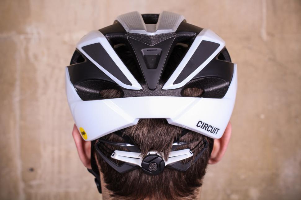 Bontrager Circuit MIPS road helmet - back.jpg
