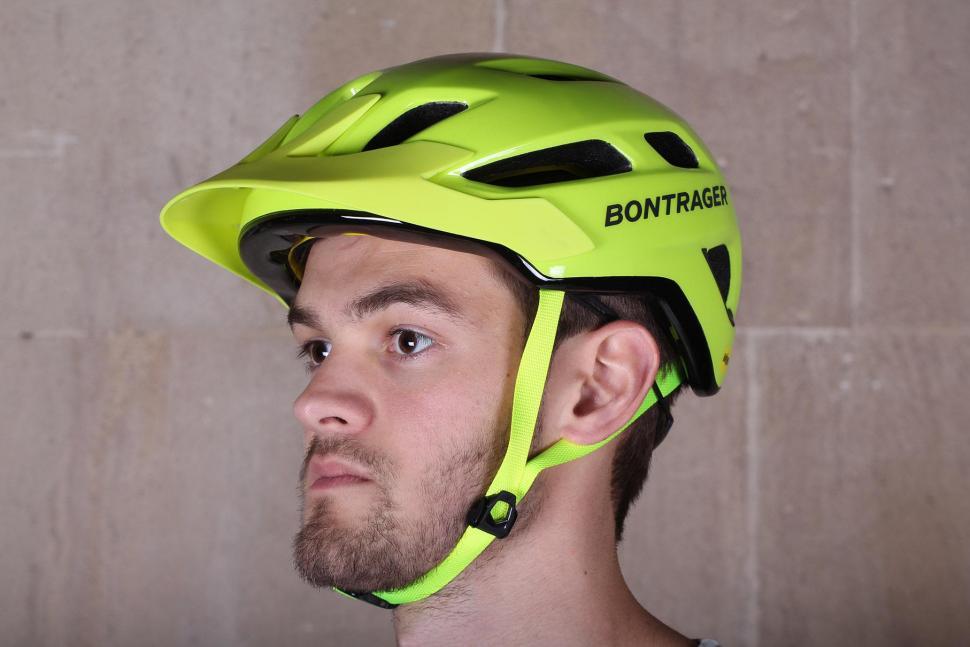 Review Bontrager Quantum Mips Helmet Road Cc