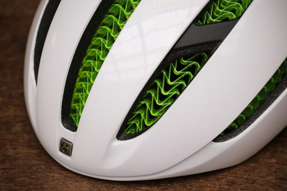 Bontrager XXX WaveCel helmet - front close up 2.jpg