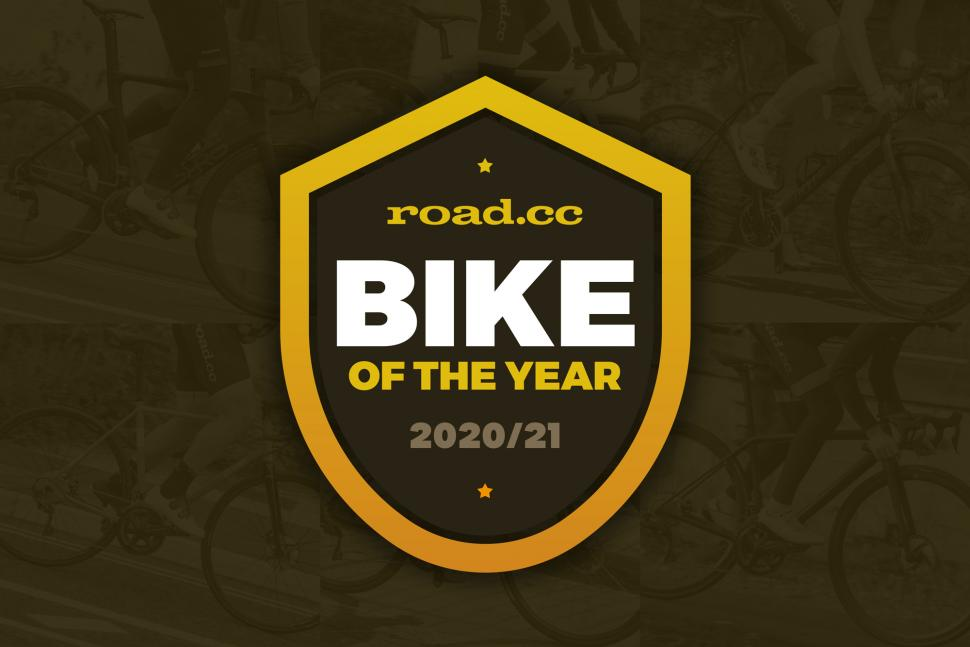 We reveal the road.cc Bike of the Year 2020/21 + Video