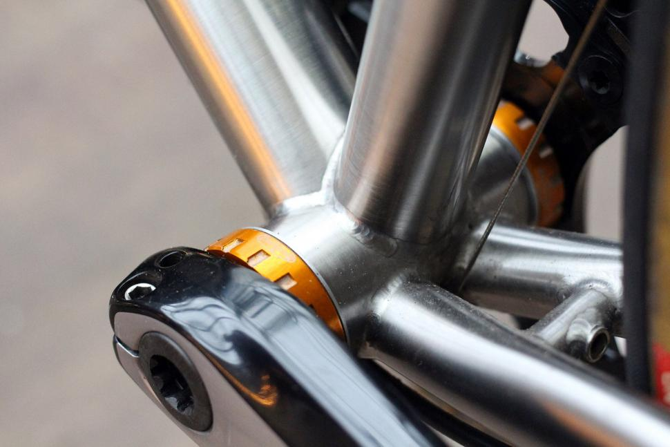 Sleeve Bottom bracket Bike Repair Thread Spare Tool Steel High quality